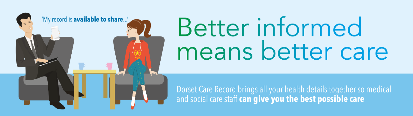 Dorset Care Record Stakeholder Update